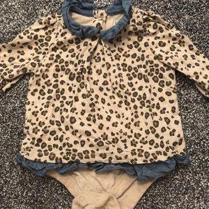 Leopard print GAP NWOT